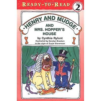 Henry e Mudge e di Mrs. Hopper House (Ready-To-Read:)
