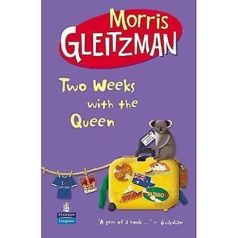 Deux semaines avec la reine: édition pédagogique reliée (Longman nouvelle littérature 11-14)