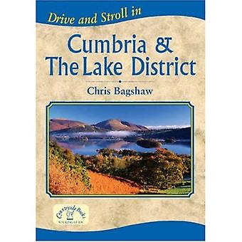 Drive and Stroll in Cumbria and the Lake District (Drive & Stroll) [Illustrated]