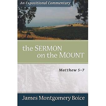 Bergspredikan, den: Matteus 5-7 (Expositional kommentar)