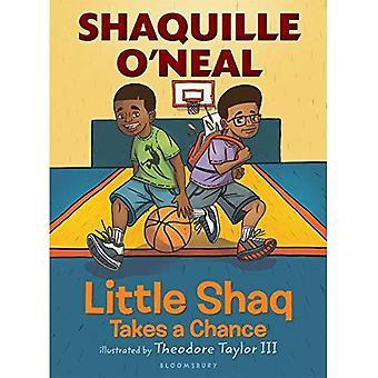 Lilla Shaq tar en chans