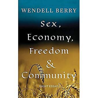 Kön, ekonomi, frihet, & gemenskapen: Åtta essäer