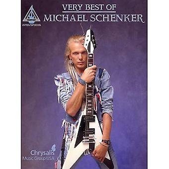 The Very Best of Michael Schenker (Guitar Versionen aufgenommen)