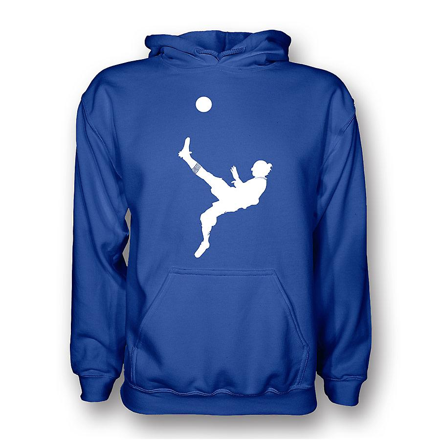 Zlatan Ibrahimovic Bicycle Kick Hoody (blue) - Kids