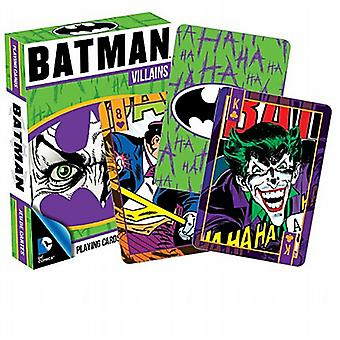 Batman-Schurken set Spielkarten (nm)