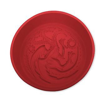 لعبة من العروش الخبز تارجاريين الأحمر، مصنوعة من السيليكون.