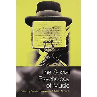 ハーグリーヴス ・ ノースによる音楽の社会心理学