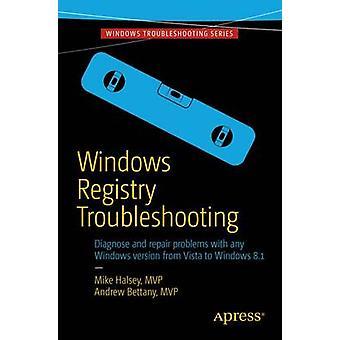 Windows-Registry, die Problembehandlung von Halsey & Mike