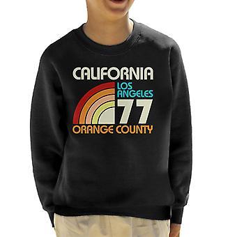 Orange County Retro 77 Kid Bluza