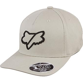 Fox Racing Mens Slash Snapback Hat - Sand/Black