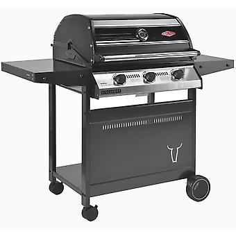 Beefeater Discovery 1000R 3 Brenner Gas Grill mit Trolley