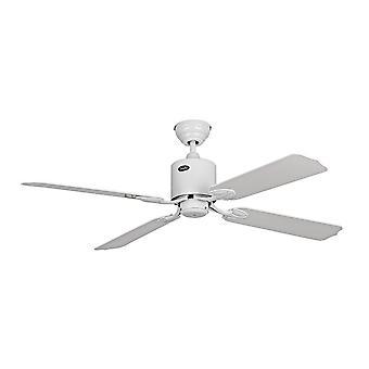 Energy-saving Ceiling Fan SOLAR BREEZE 12 V DC White