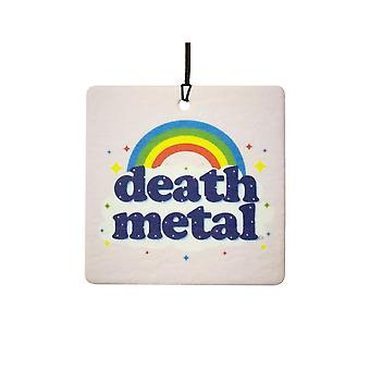 Death Metal Car Air Freshener