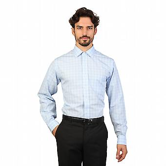 Brooks Brothers Shirts 100040444 Men Blue