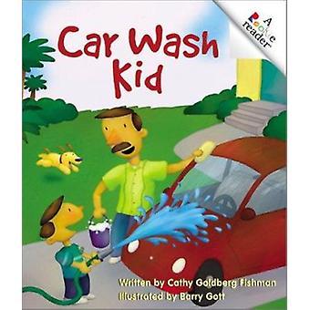 Car Wash Kid Book