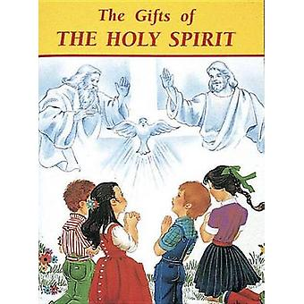 The Gifts of the Holy Spirit Book