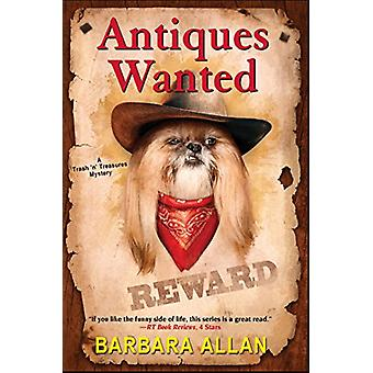 Antiques Wanted by B. Allan - 9781496711373 Book