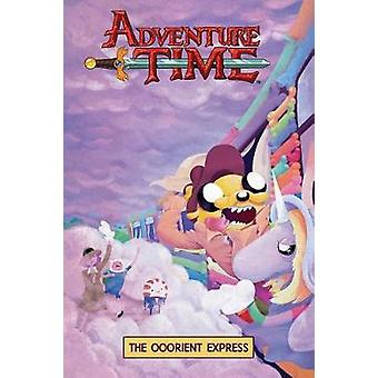 Adventure Time Original Graphic Novel Vol. 10 - The Ooorient Express -
