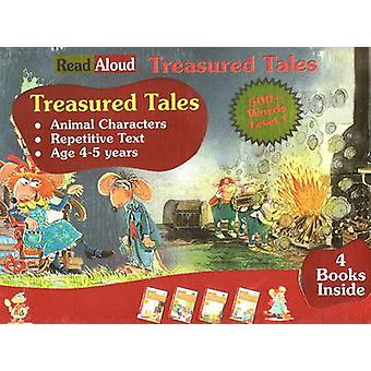 Read Aloud Treasured Tales - 500+ Words - Level 1 by Sterling Publisher