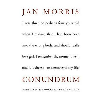 Conundrum by Jan Morris - 9781590171899 Book