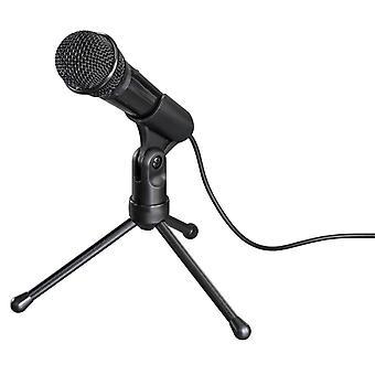 Hama Microfoon MIC-P35 Allround Voor Pc En Notebook 3,5-mm-jack