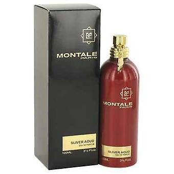 Montale Silver Aoud By Montale Eau De Parfum Spray 3.3 Oz (women) V728-518263