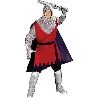 Brave Knight Costume Adult