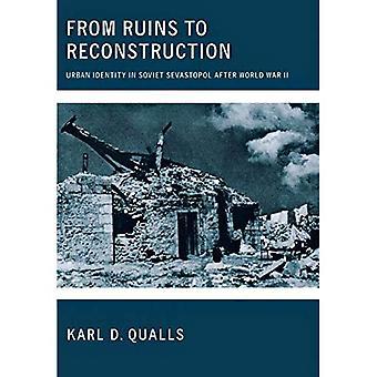 Von Ruinen bis zum Wiederaufbau: Urbane Identität in Sowjetsestopol nach dem Zweiten Weltkrieg