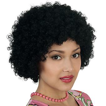 Wig hair black Afro curly