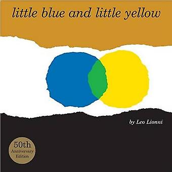 Little Blue and Little Yellow by Leo Lionni - 9780375860133 Book