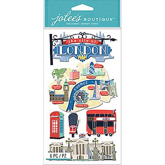 Jolee's Boutique Dimensional Stickers-London E5050914