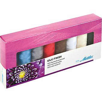 Silk Finish katoenen draad Gift Pack 8/Pkg-SFC8