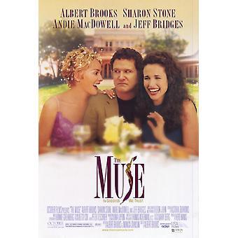 Die Muse Movie Poster drucken (27 x 40)