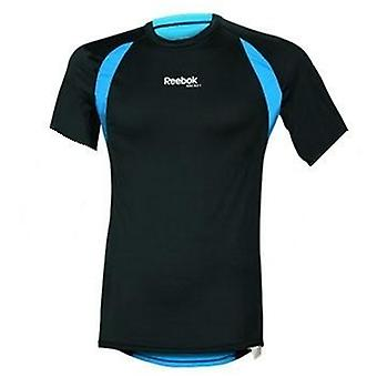 RbK Reebok Tight Fit Grip SS Shirt Unterwäsche / Senior