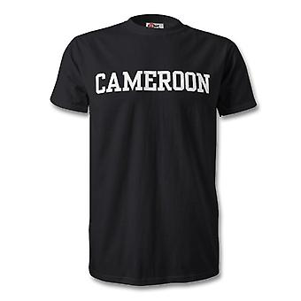 Cameroon Country Kids T-Shirt