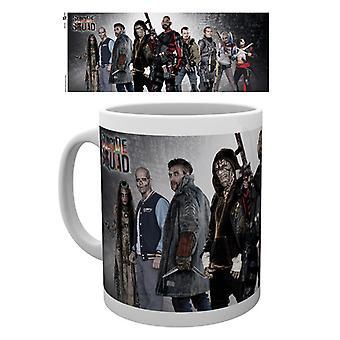 Suicide Squad Group Mug