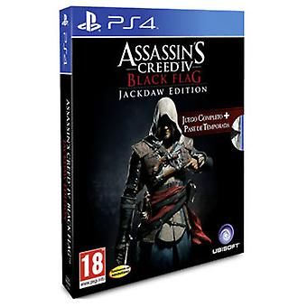 Ubisoft Assassins Creed 4 Jackdaw Ps4