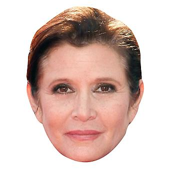 Carrie Fisher maske