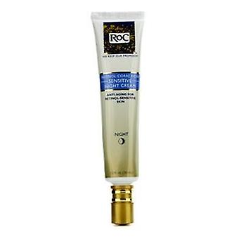 Roc Retinol Correxion Sensitive Night Cream (Sensitive Skin) - 30ml/1oz