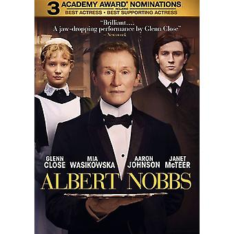 Albert Nobbs [DVD] USA import