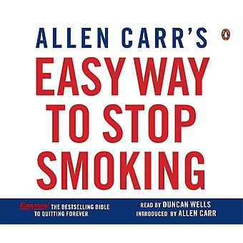 Allen Carr's Easy Way to Stop Smoking (Audio CD) by Carr Allen