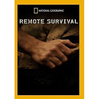 Zaimportować zdalnego przetrwania [DVD] Stany Zjednoczone Ameryki