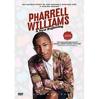 Pharrell Williams - ny begyndelse [DVD] USA import