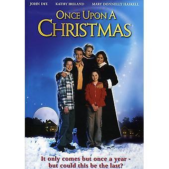 Once Upon a Christmas [DVD] USA import