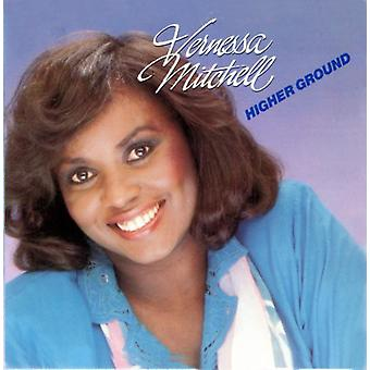 Vernessa Mithcell - Higher Ground [CD] USA import