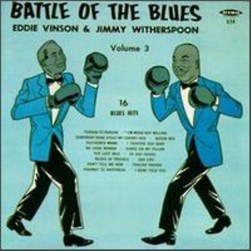 Vinson/Witherspoon - Vinson/Witherspoon: Vol. 3-Battle of the Blues [CD] USA import