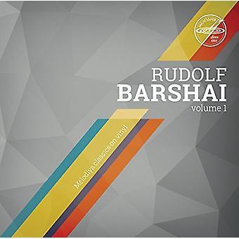 Mozart / Barshai / Moskva kammer Orch - Rudolf Barshai 1 [Vinyl] USA import