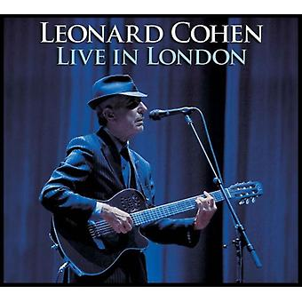 Leonard Cohen - Live i London [DVD] USA import