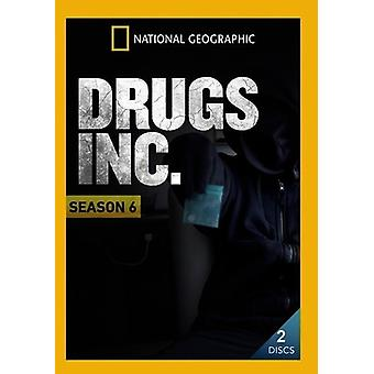 Drugs Inc: Season 6 [DVD] USA import