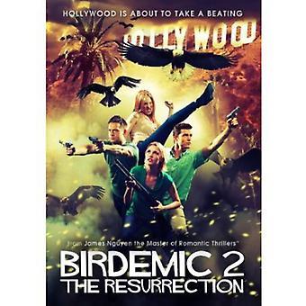 Birdemic 2: Resurrection [DVD] USA importerer